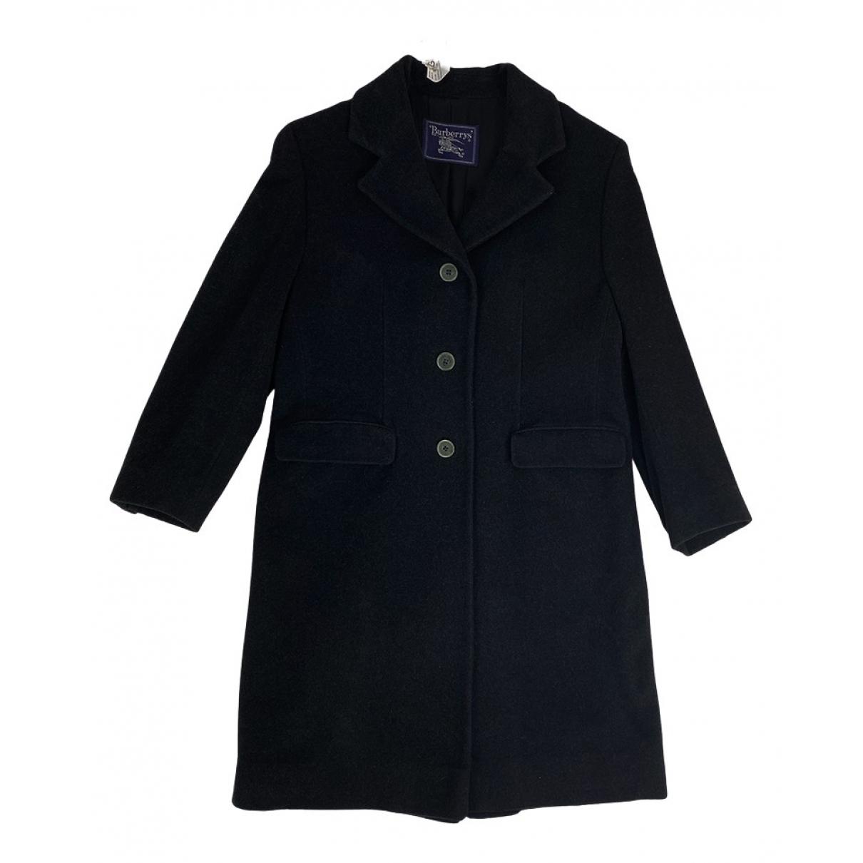 Burberry - Manteau   pour femme en cachemire - anthracite