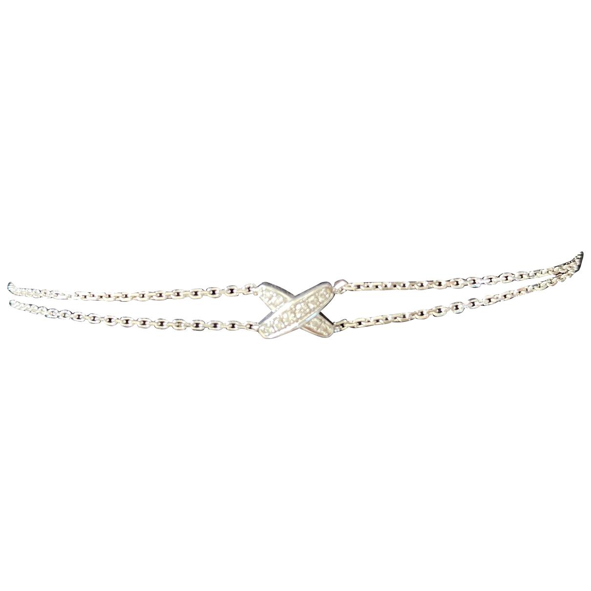 Chaumet - Bracelet Liens pour femme en or blanc - argente