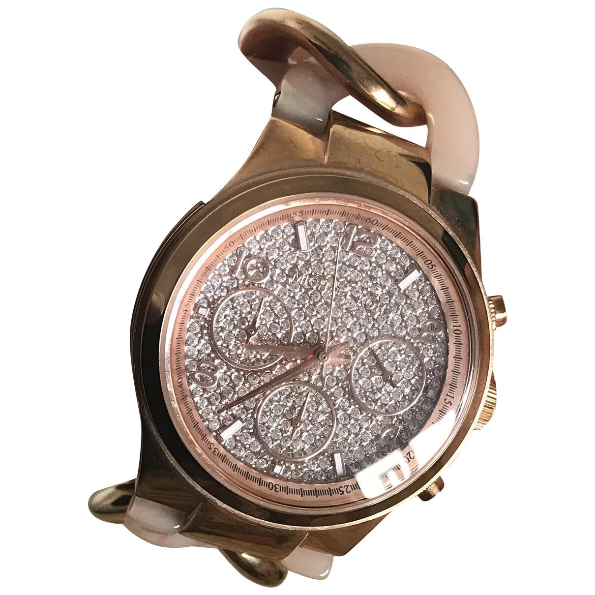 Michael Kors \N Steel watch for Women \N