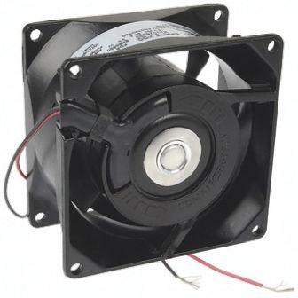 COMAIR ROTRON , 24 V dc, DC Axial Fan, 80 x 80 x 38mm, 59.5m³/h, 3W