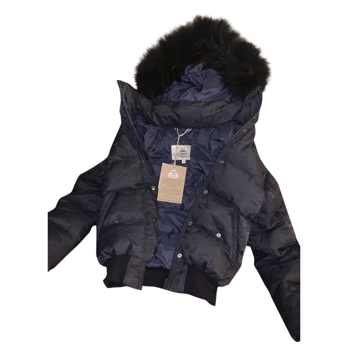 Pyrenex \N Blue coat  for Men 44 FR