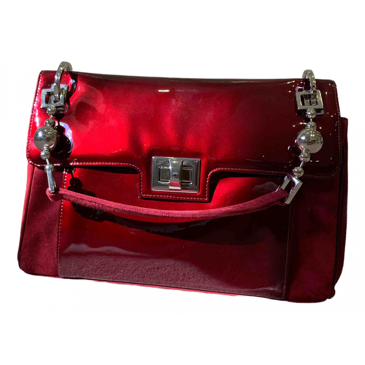 Russell & Bromley \N Red Patent leather handbag for Women \N