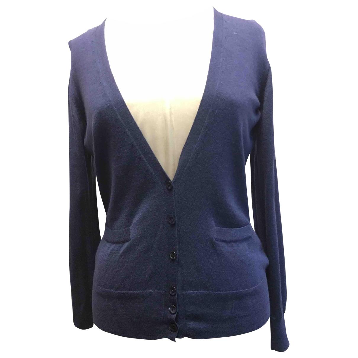 Etro - Pull   pour femme en cachemire - bleu
