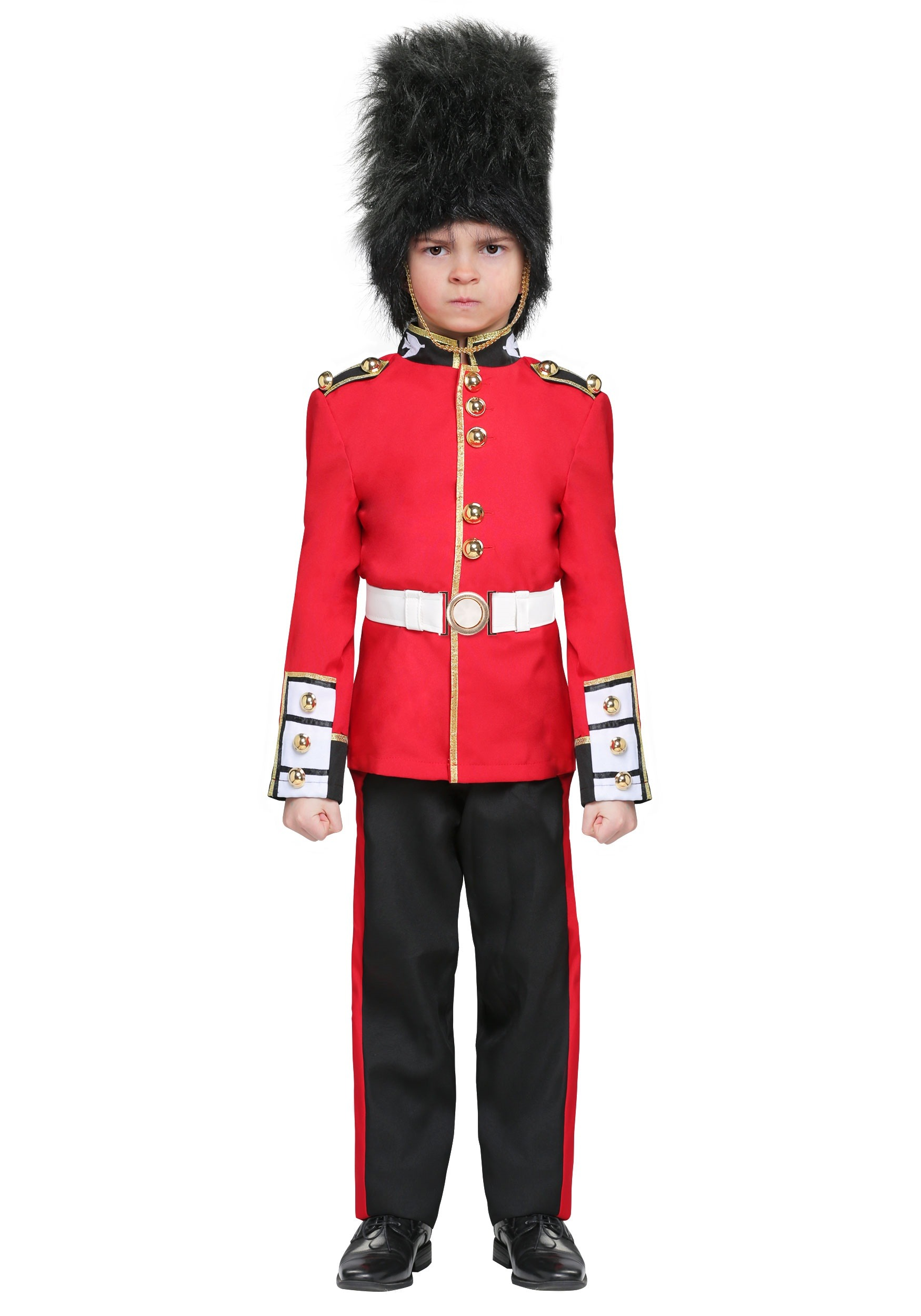 Child Royal Guard Costume