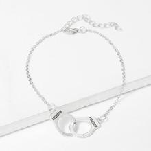 Handcuff Design Chain Anklet