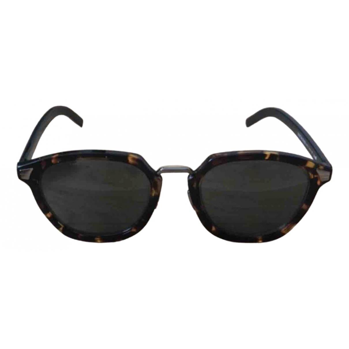 Dior Homme \N Brown Sunglasses for Men \N
