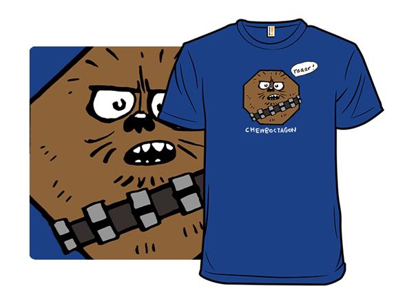 Chewboctagon T Shirt