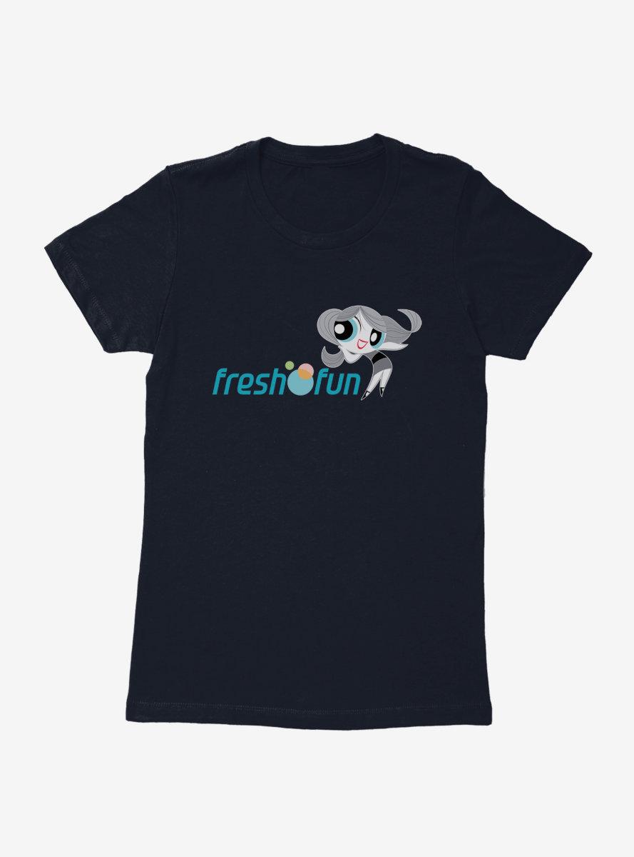 The Powerpuff Girls Fresh Fun Womens T-Shirt