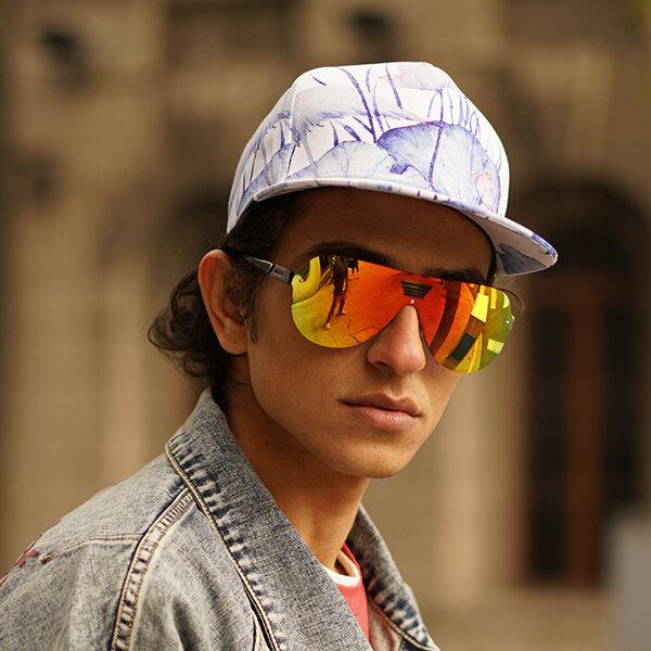 Unisex Cotton 3D Lotus Printing Graffiti Baseball Caps Hip Hop Adjustable Snapback Hat