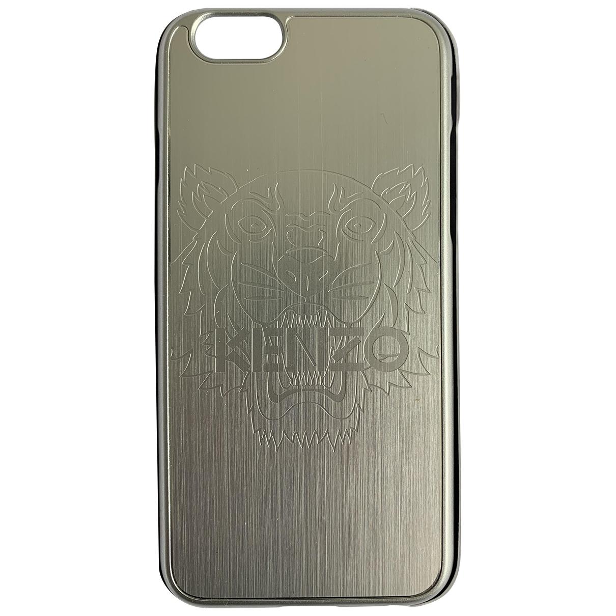 Kenzo \N Accessoires in  Silber Kunststoff