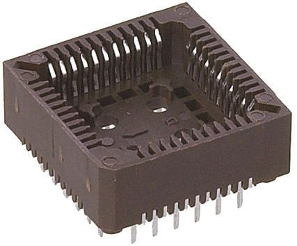 Preci-Dip 1.27mm Pitch 52 Way DIP PLCC Socket (5)