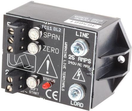 United Automation , FC11BL/2, Burst Firing Module