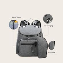 Pocket Front Functional Backpack