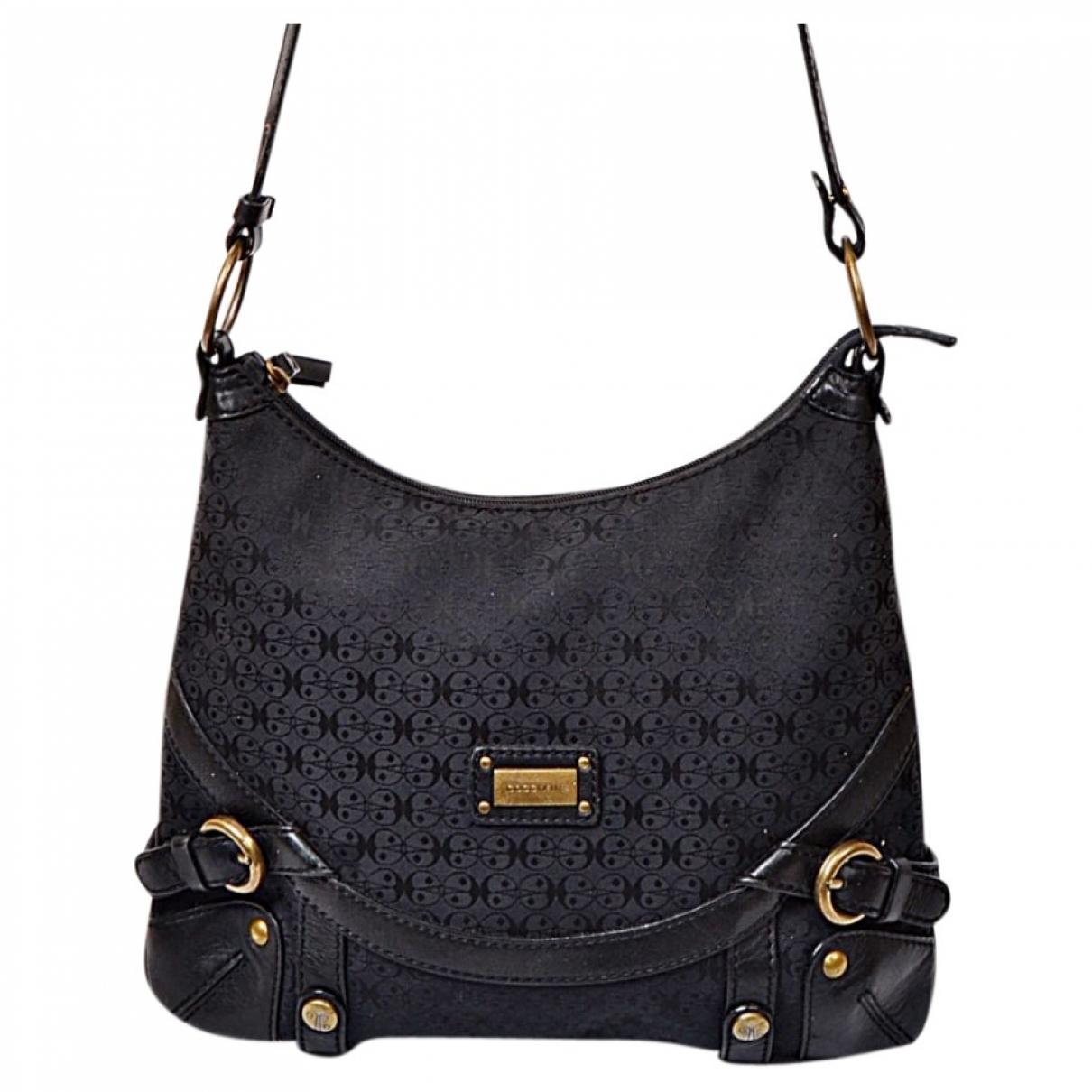 Coccinelle \N Handtasche in  Schwarz Denim - Jeans
