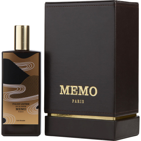 Italian Leather - Memo Paris Eau de Parfum Spray 75 ml