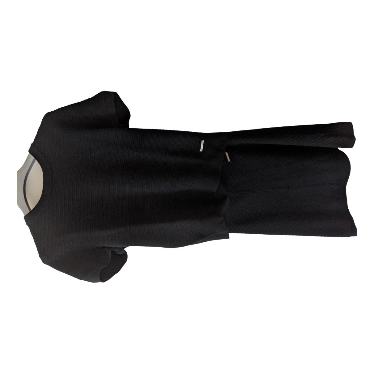 Michael Kors - Top   pour femme en laine - noir