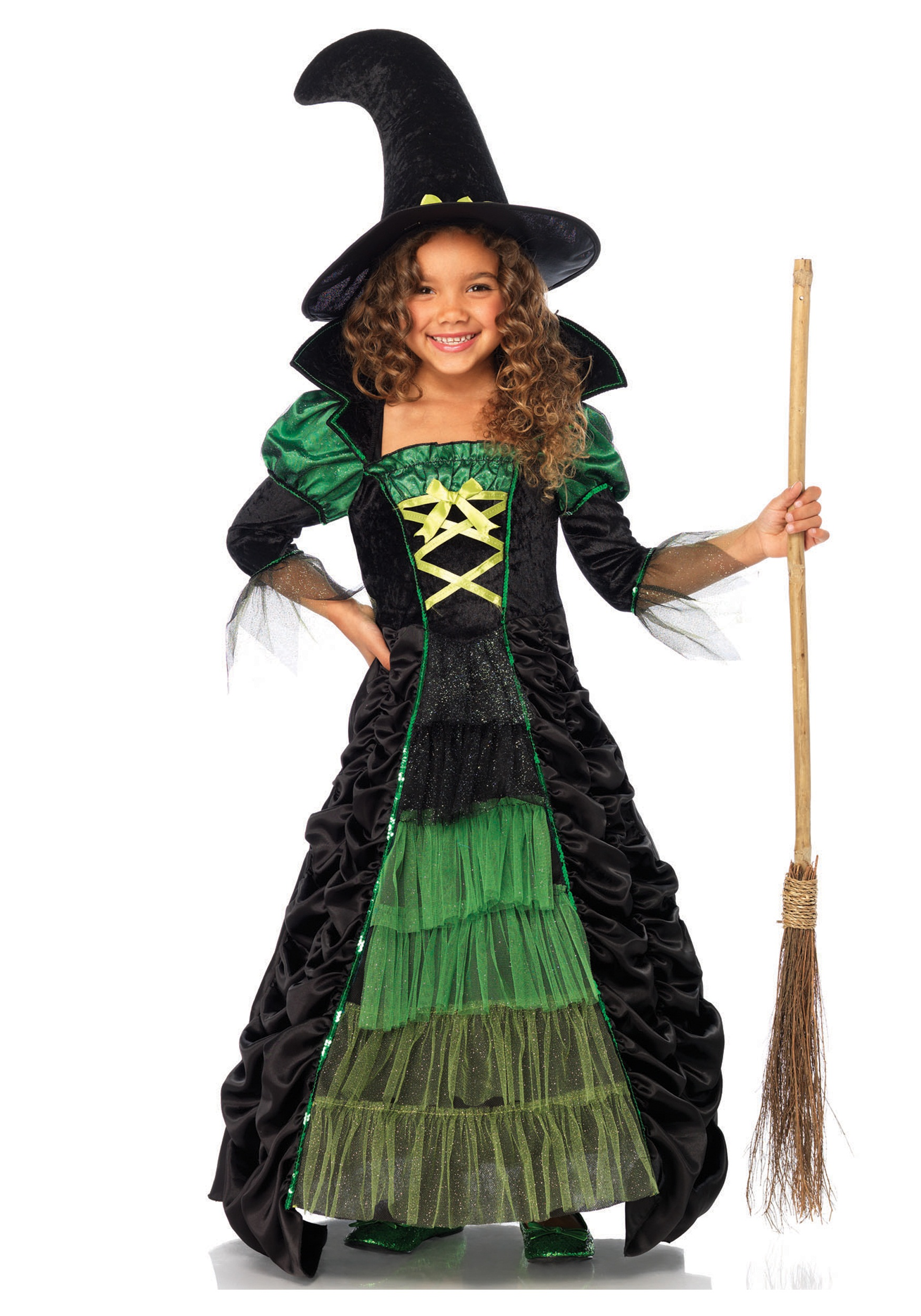 Child Storybook Witch Costume