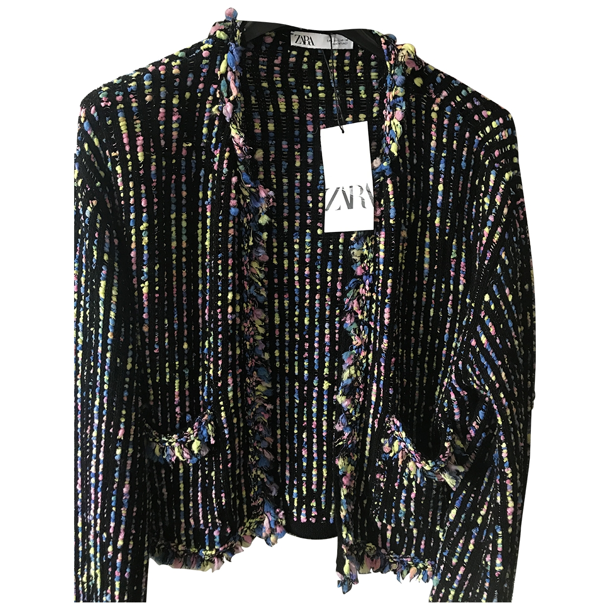 Zara \N Multicolour jacket for Women L International