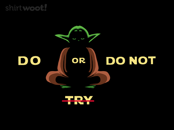 Yoda's Guide To Winning T Shirt