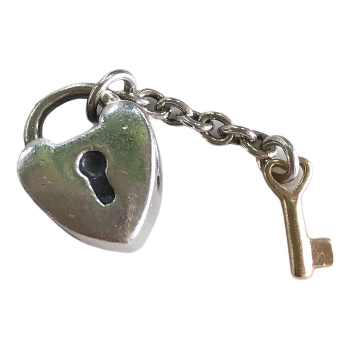 Pandora \N Armband in  Gold Silber
