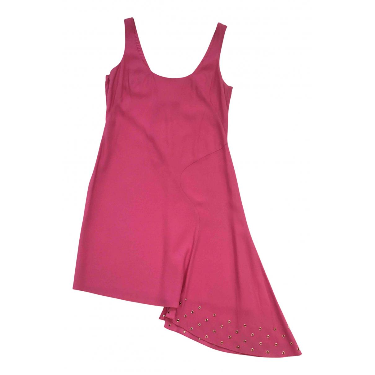 Versace \N Kleid in  Rosa Polyester