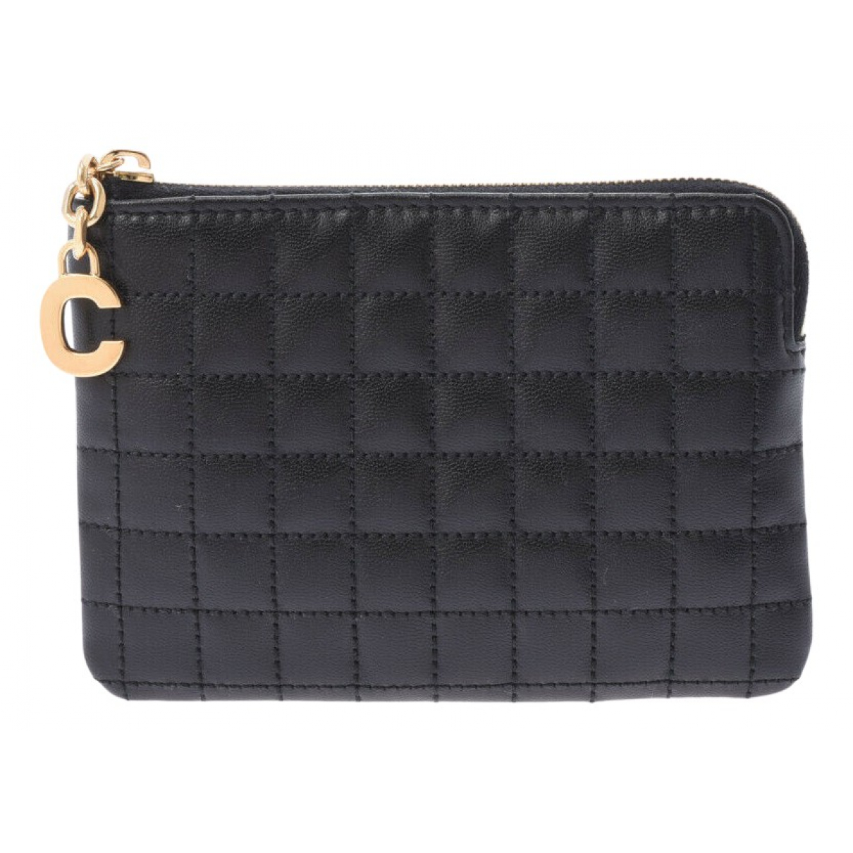 Celine N Black Leather Purses, wallet & cases for Women N