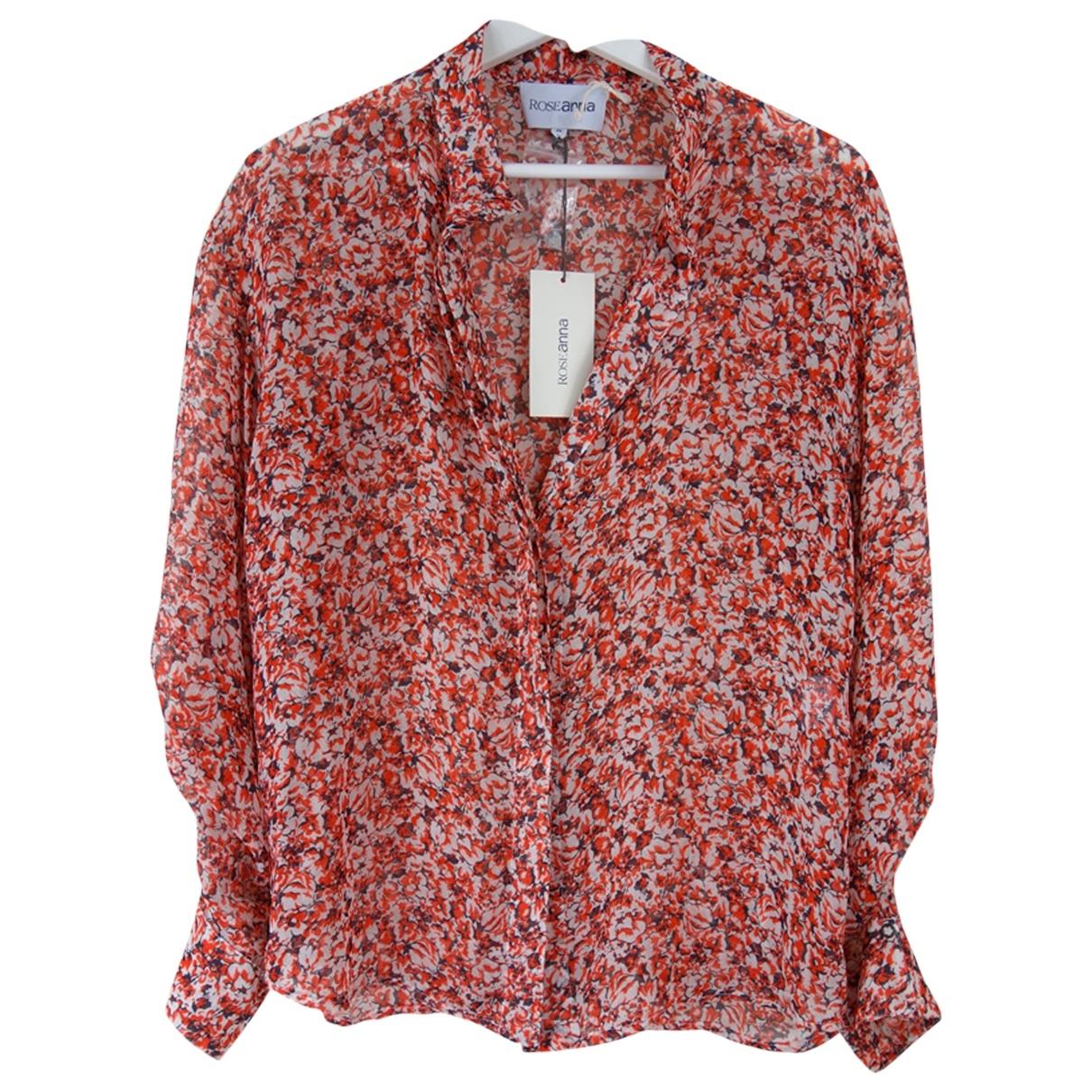 Roseanna \N Red Silk  top for Women 36 IT