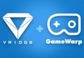 VRidge + GameWarp Bundle Activation Code