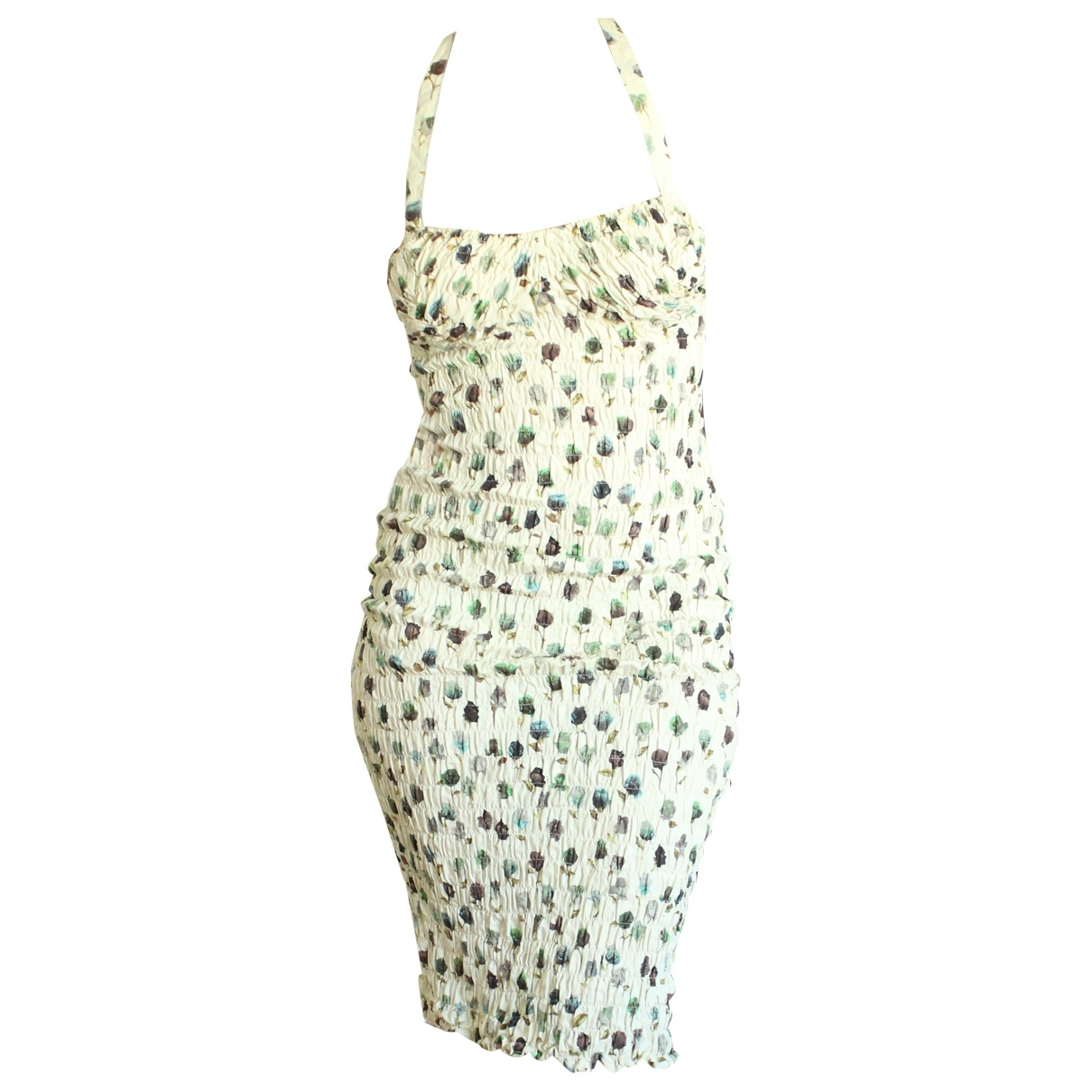Paul Smith - Robe   pour femme en coton - beige