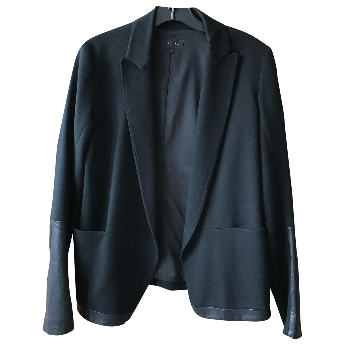 Theory \N Black jacket for Women 4 US