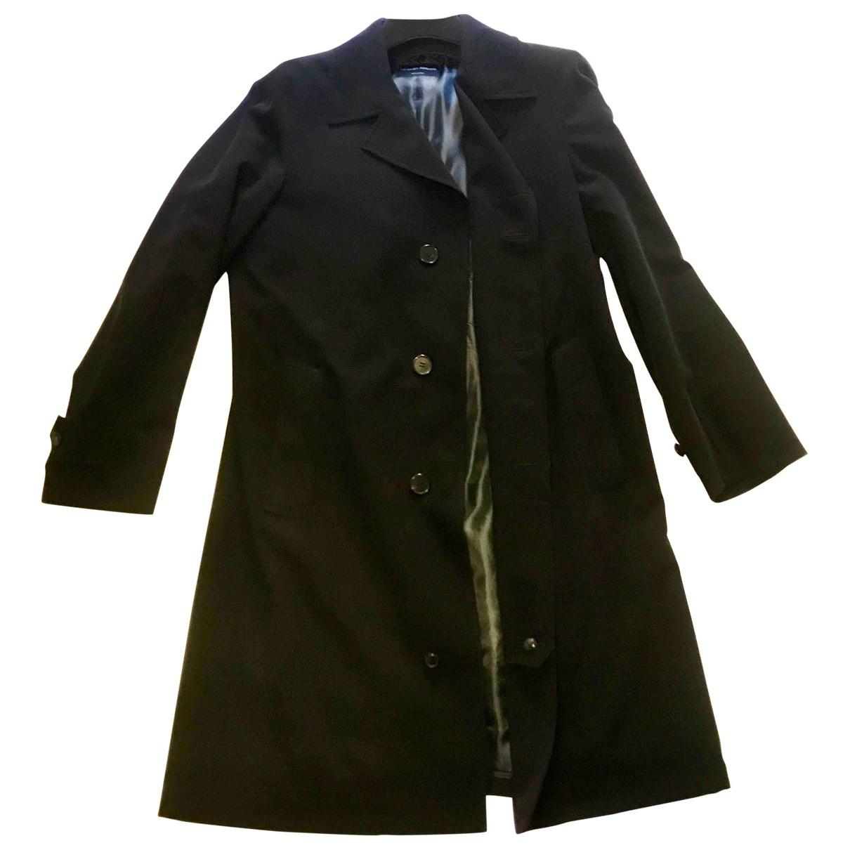 Giorgio Armani - Manteau   pour homme - noir