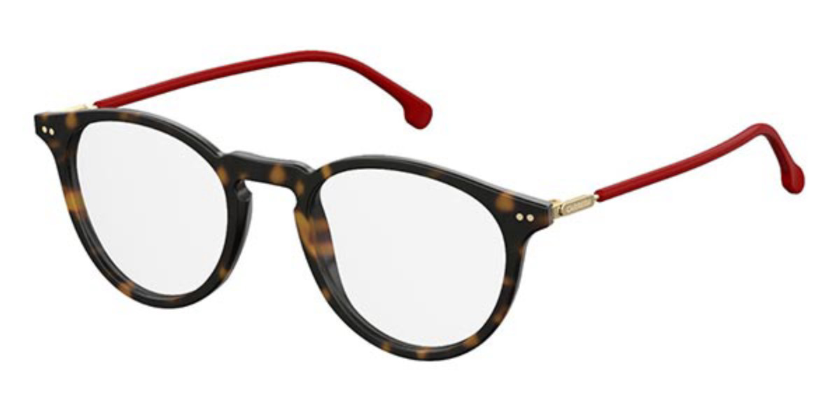 Carrera 145/V O63 Mens Glasses Tortoise Size 49 - Free Lenses - HSA/FSA Insurance - Blue Light Block Available