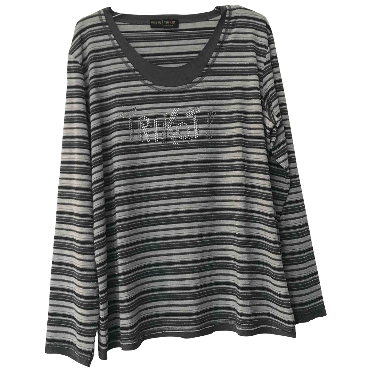 Krizia \N Grey  top for Women L International