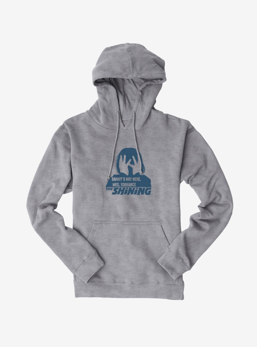 The Shining Danny's Not Here Hoodie
