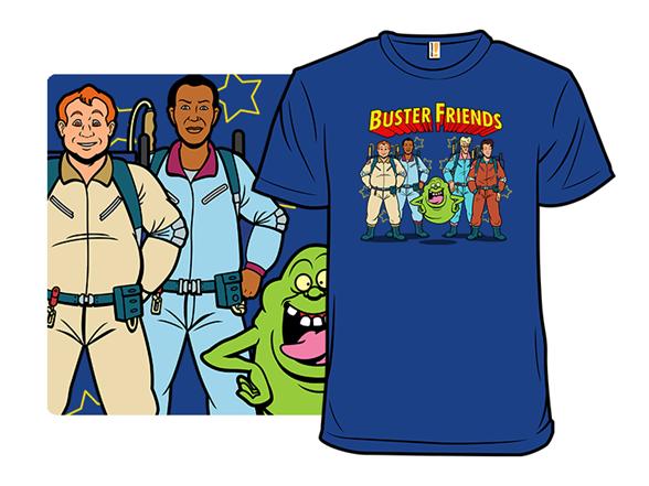 Buster Friends T Shirt
