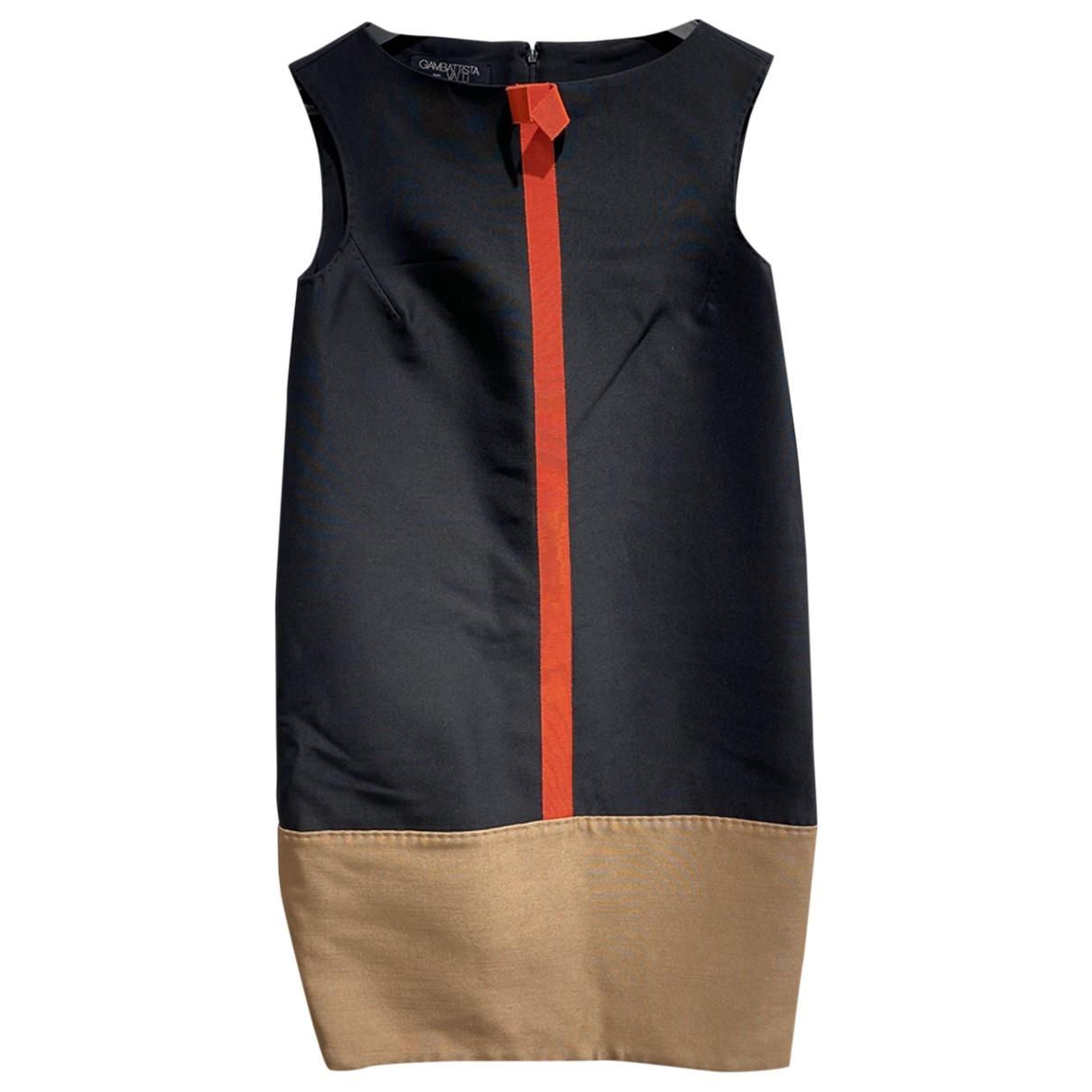 Giambattista Valli \N Multicolour Silk dress for Women 38 IT