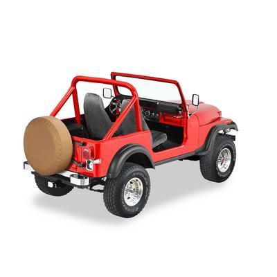 Bestop 31 Inch Spare Tire Cover (Spice) - 61031-37