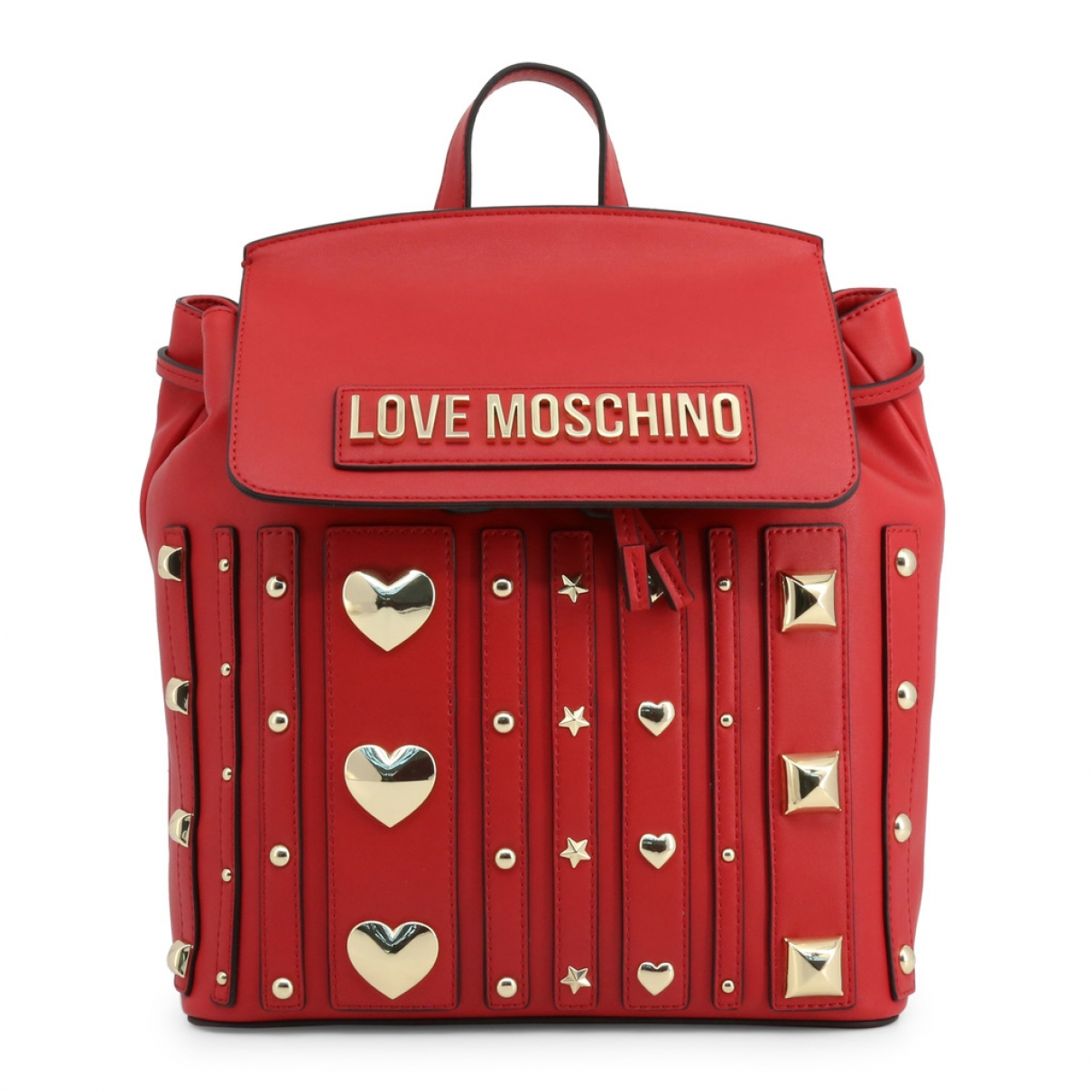 Moschino Love \N Red Cloth backpack for Women \N