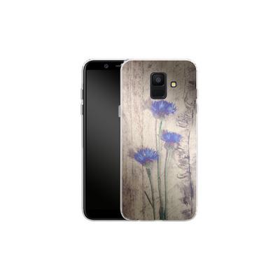Samsung Galaxy A6 Silikon Handyhuelle - Feeke von Marie-Luise Schmidt