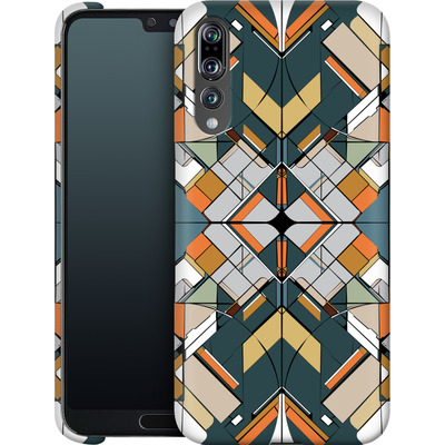 Huawei P20 Pro Smartphone Huelle - Mosaic I von caseable Designs