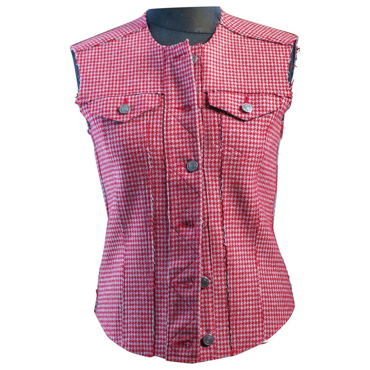 Vicolo - Veste   pour femme en laine - multicolore