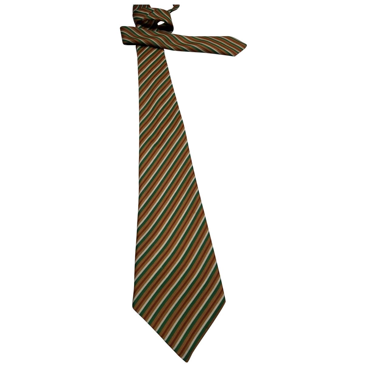 Dior \N Krawatten in  Bunt Baumwolle