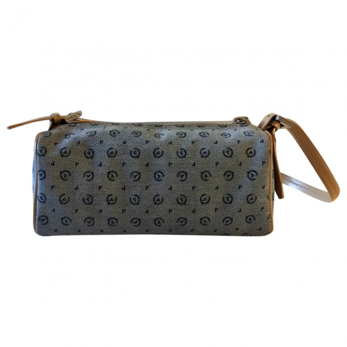 Pollini \N Denim - Jeans Clutch bag for Women \N