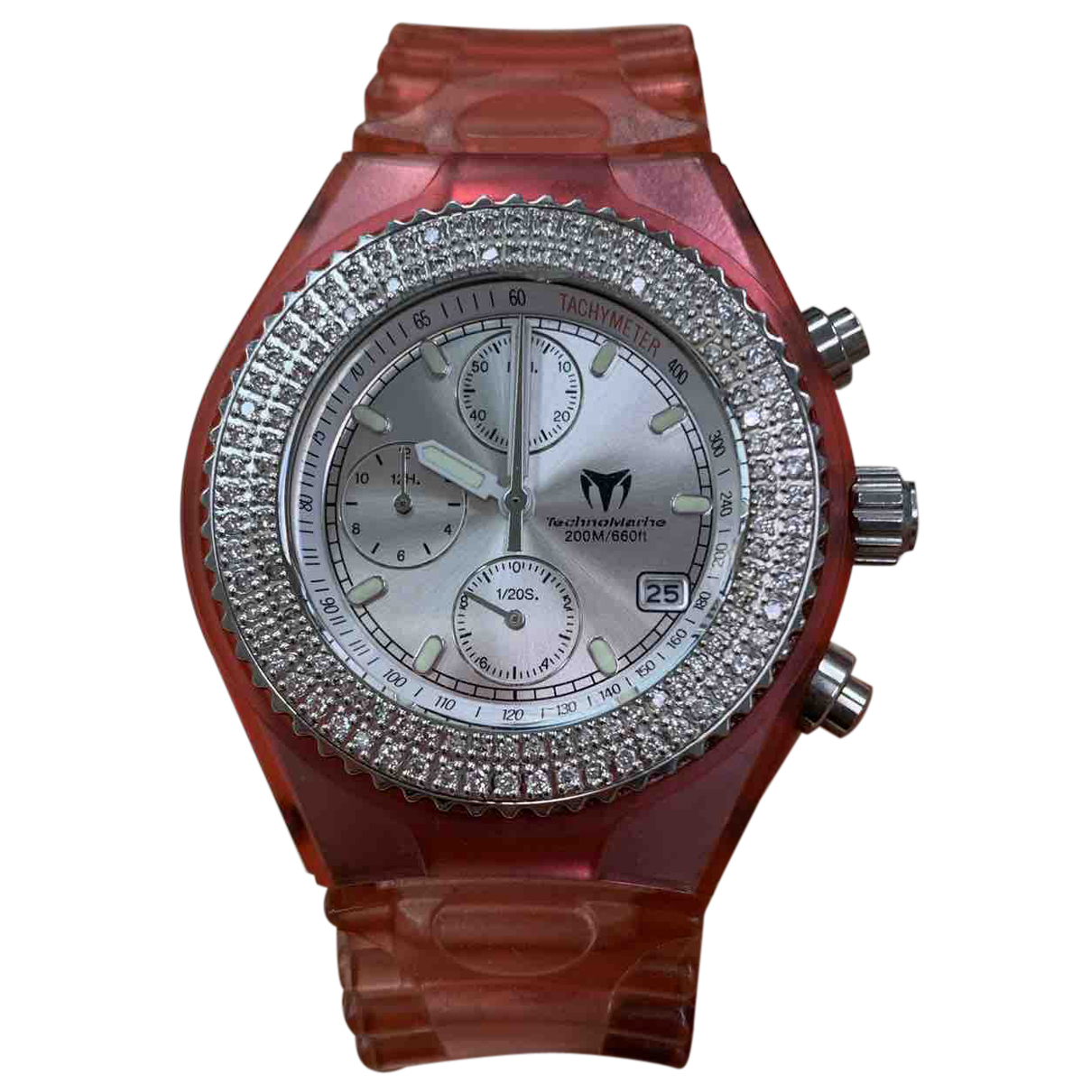Technomarine, Genève N Pink watch for Women N