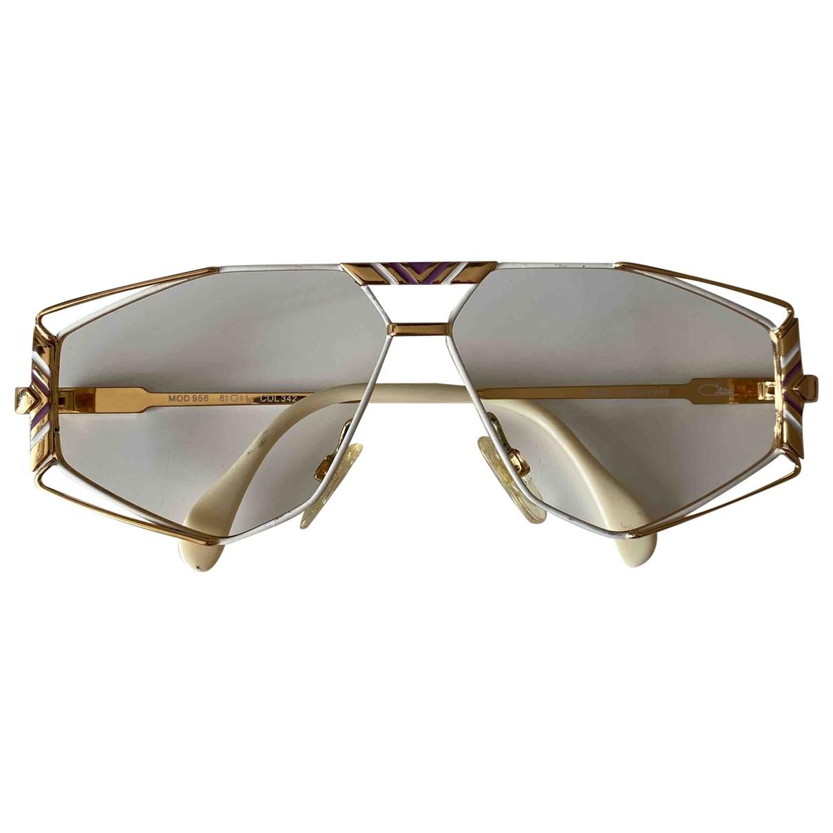Cazal \N Sonnenbrillen in  Gold Metall