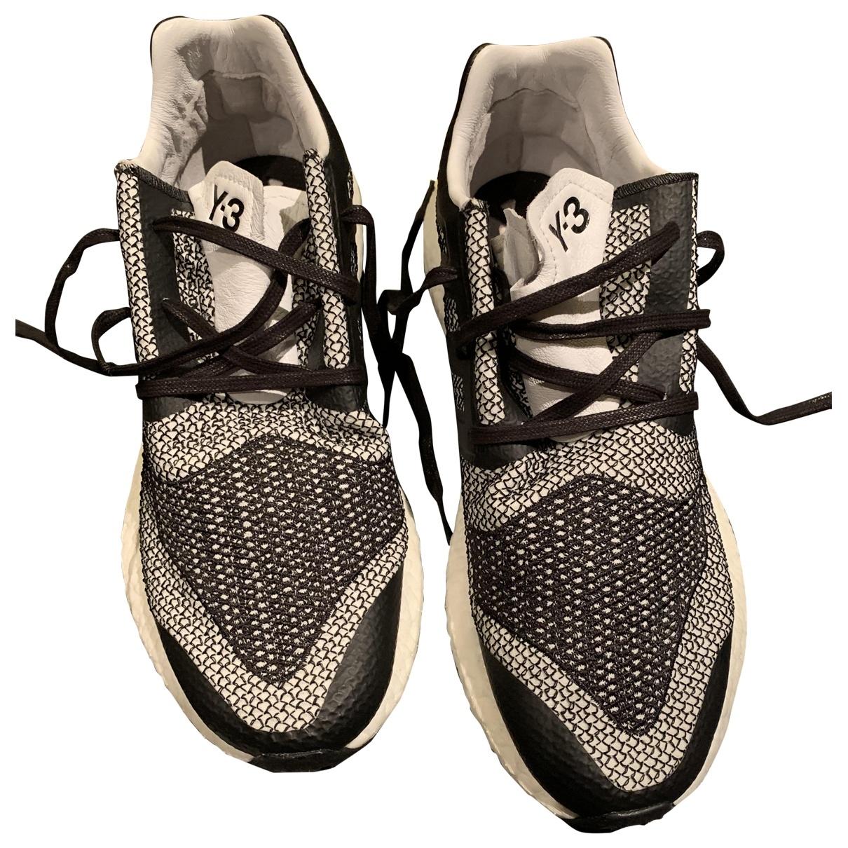 Y-3 - Baskets   pour homme - gris