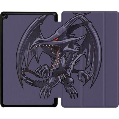 Amazon Fire HD 8 (2017) Tablet Smart Case - Red-Eyes B. Dragon SD von Yu-Gi-Oh!