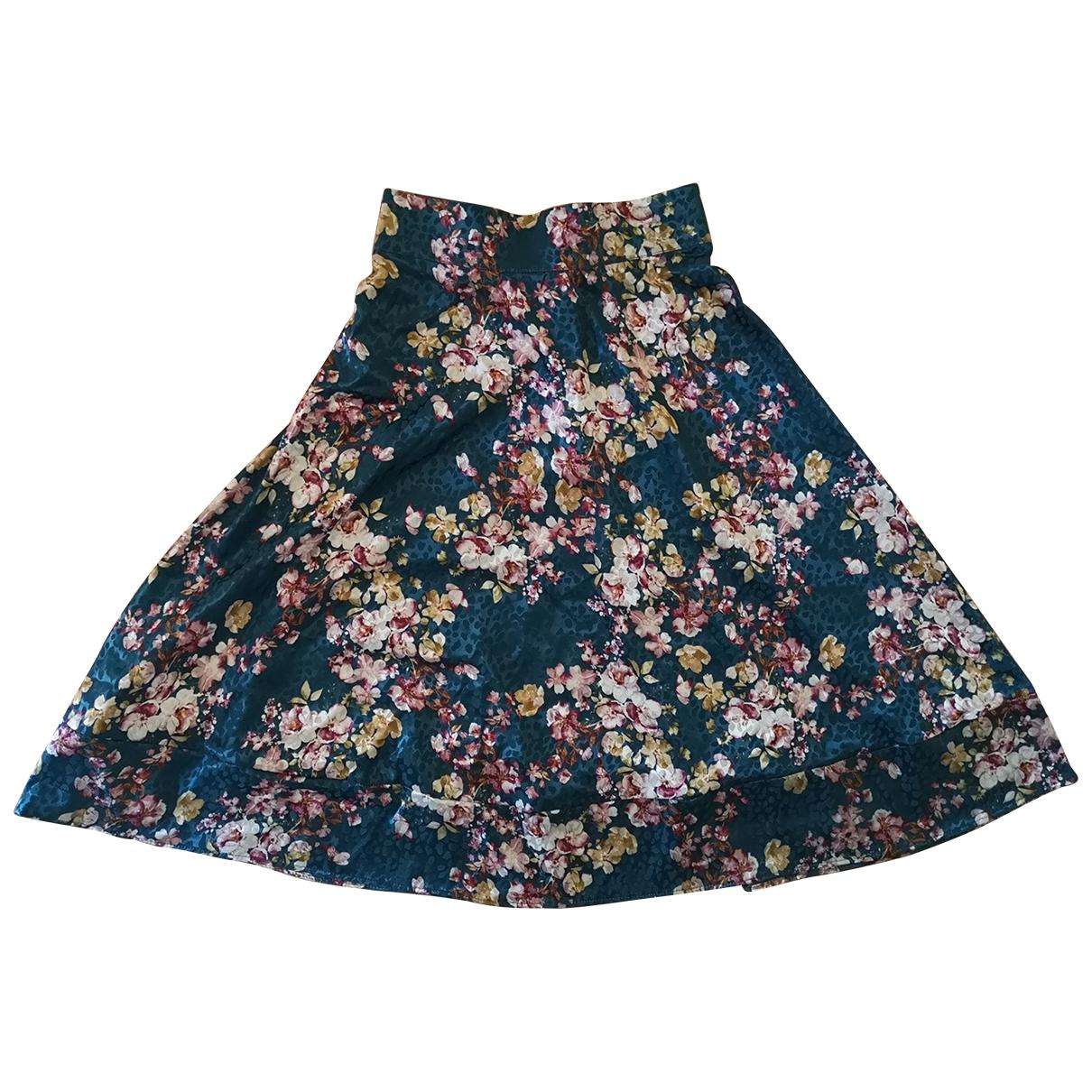 Non Signé / Unsigned \N Multicolour skirt for Women XS International