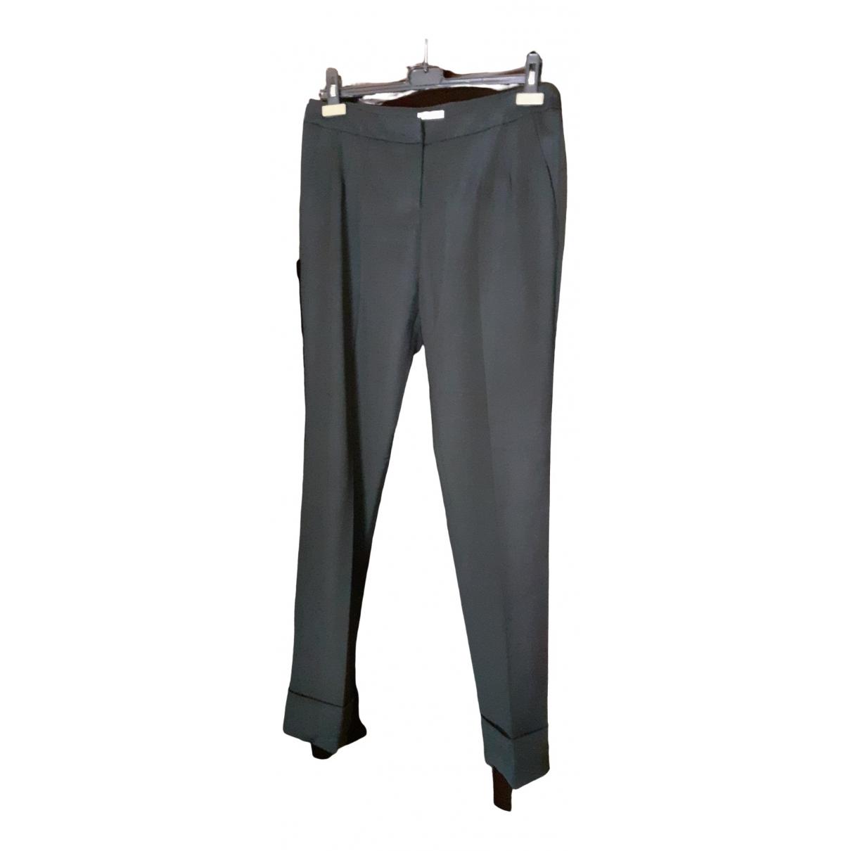 Pantalon largo de Seda Pinko