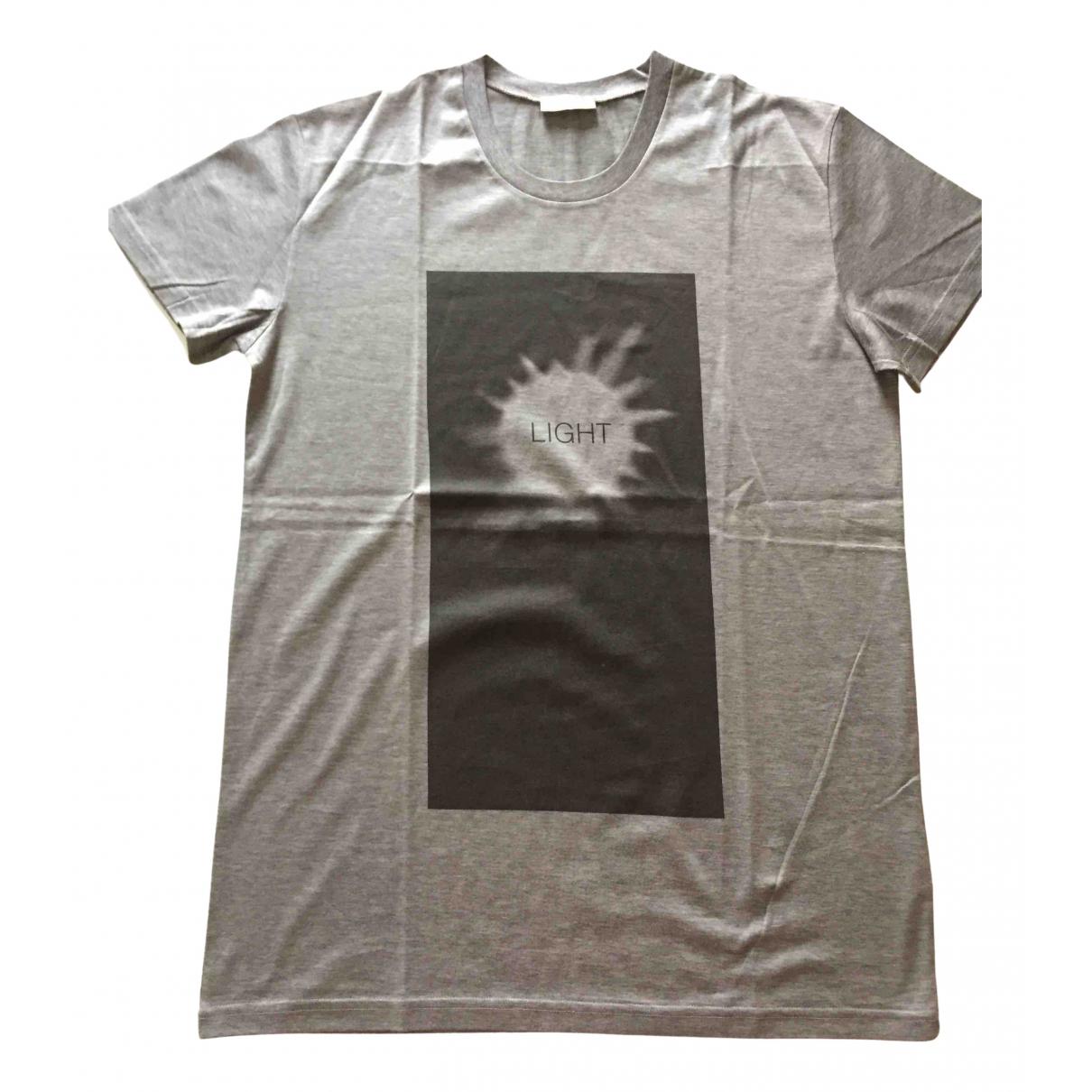 Dior \N Grey Cotton T-shirts for Men S International